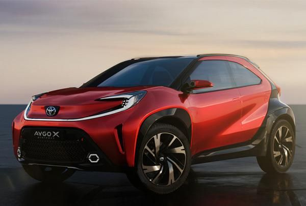 丰田全新Aygo将量产,1.0T+12V轻混,国内或引入,卖价决定销量