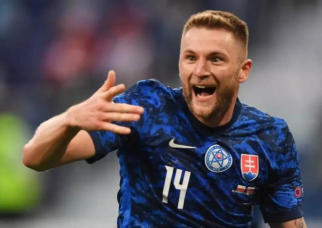 欧洲杯波兰1:2斯洛伐克,意甲冠军后卫什克里尼亚尔打入制胜球!