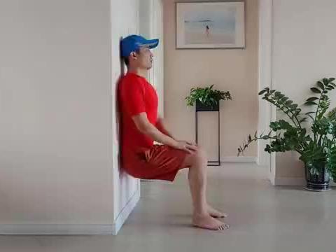 改善脂肪型大腿,每天坚持4分钟,腿瘦更显个子高