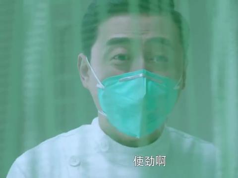 吴靓拼尽全力,每个医生努力配合,成功生下一对龙凤胎!太好了
