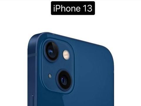iPhone12降价之后,13迎来全面曝光,A15芯片+大电池,九月份亮相