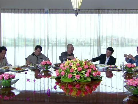 东哥欲寻求合作,不想遭海涛打脸:您的生意太小!