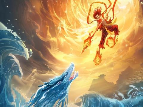 中国古代神话中闹龙宫的大人物,龙王的四大冤家是谁?