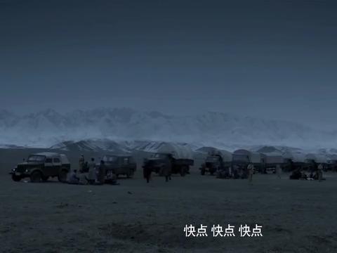 大牧歌:许静芝和小豆子出来方便,竟人正巧遇见骑马拿枪的匪兵!