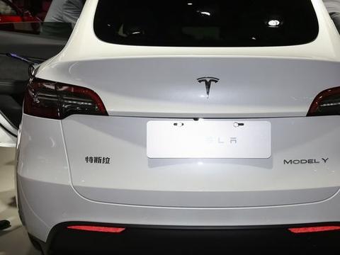 """知情人士:国产Model Y将换新电池,价格会大幅度""""跳水""""?"""