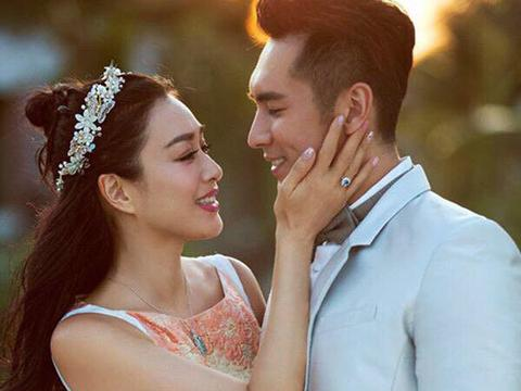 钟丽缇三婚嫁张伦硕:无论经历多少,永远要相信下一站会是幸福!