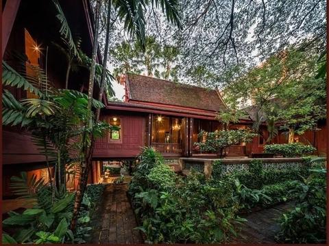 曼谷旅游行程推荐:吉姆•汤普森故居与苏恩帕卡德宫导览观光之旅