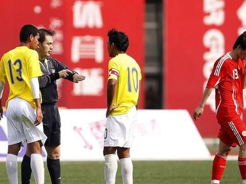 泰国队防守更差,实力下滑最明显!