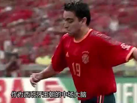 西班牙最强大脑,欧洲杯夺冠谢幕!巅峰哈维是当之无愧的中场大师