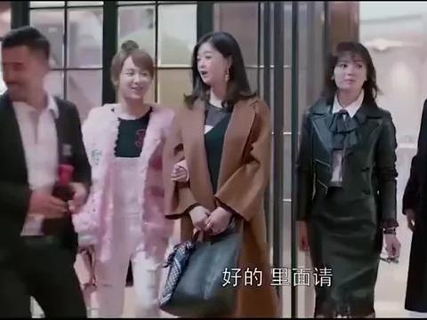 欢乐颂:四大美女逛商场,用各自的气场独领一面,你喜欢哪个?
