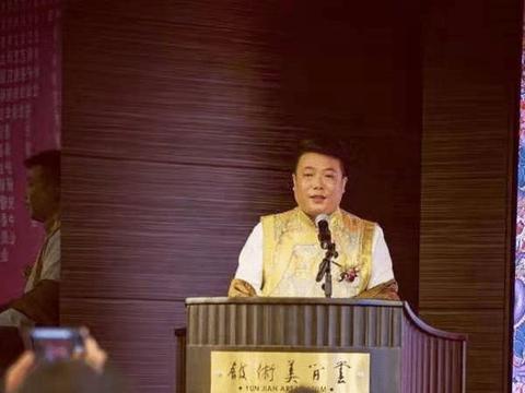 非遗传承人桑吉才让携50余幅唐卡精品亮相上海云间美术馆