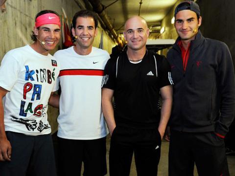 史上最富有网球选手:纳达尔第4,德约科维奇第3,第1不是费德勒