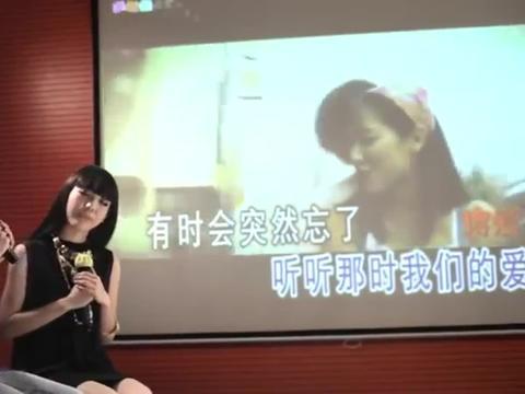 屌丝男士:本以为是场浪漫的情歌对唱,吴莫愁的眼神却越来越犀利