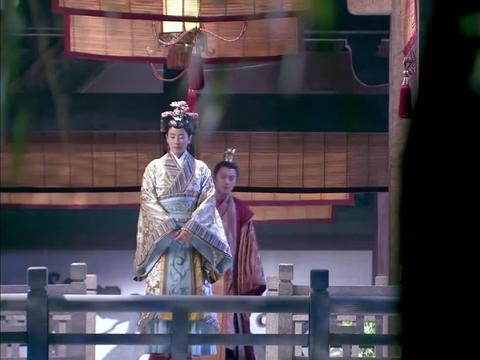 凤凰牡丹:天子为爱痴狂,竟要逼迫王嫂嫁给自己,简直是痴人说梦