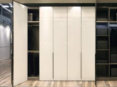 定制衣柜丨空间超强收纳设计,实用性处女座都没话说