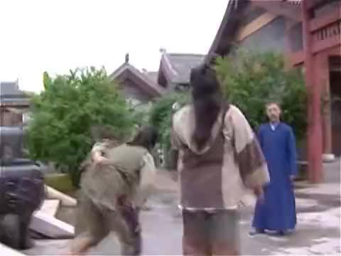武当Ⅱ:泰拳高手打遍天下无敌手,奈何刚上武当就被击飞!