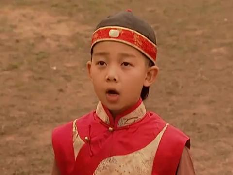 雍正王朝:弘历站出来对皇上,被四爷教训