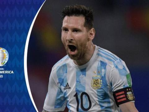 【英超狼队赞助商】美洲杯前瞻:阿根廷vs智利