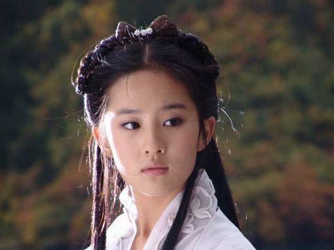 日本人评选的,中国最漂亮的女明星,你知道都有谁吗?