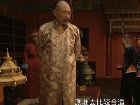 《雍正王朝》中康熙的一次提前透风,无意中使邬先生执意要走人