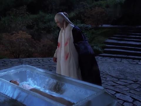 三生三世:帝君把凤九放入冰柜养伤,让凤九忘了俩人记忆,太狠了