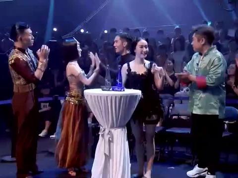 """新舞林大会:盛一伦这一次挑战的舞蹈题材是""""黑天鹅"""""""