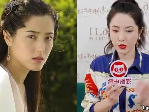 不婚女星今昔,王祖贤甩整容脸一条街,看到杨钰莹:没人能配得上