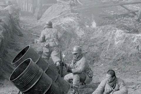 """解放战争:为加强火力,中野在淮海战役时用了什么""""秘密武器""""?"""