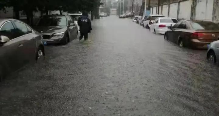 《你好 渭南》大荔县:消除城市内涝 打造宜居环境
