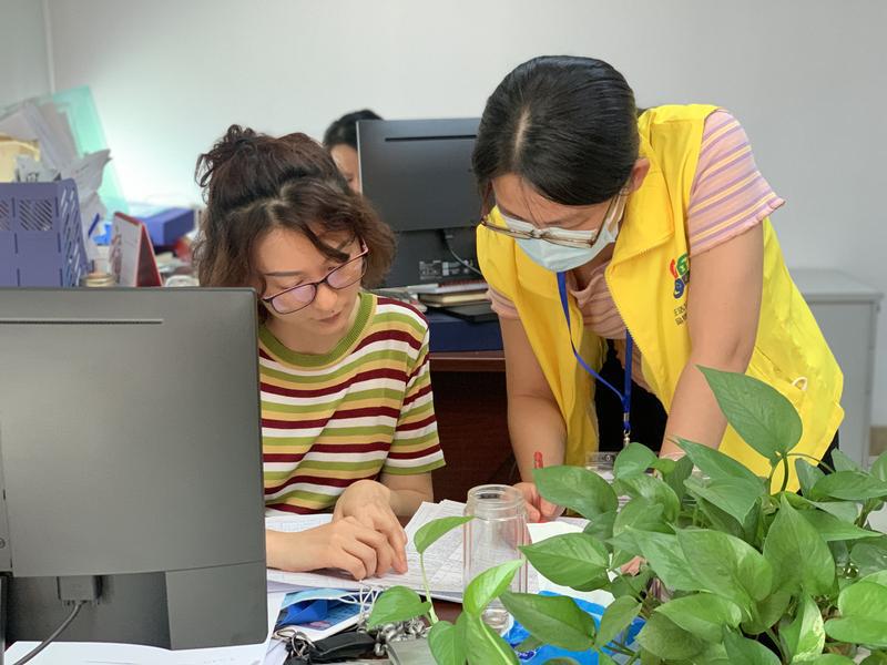 东莞南城:公共机构迎检,考评生活垃圾分类工作落实情况
