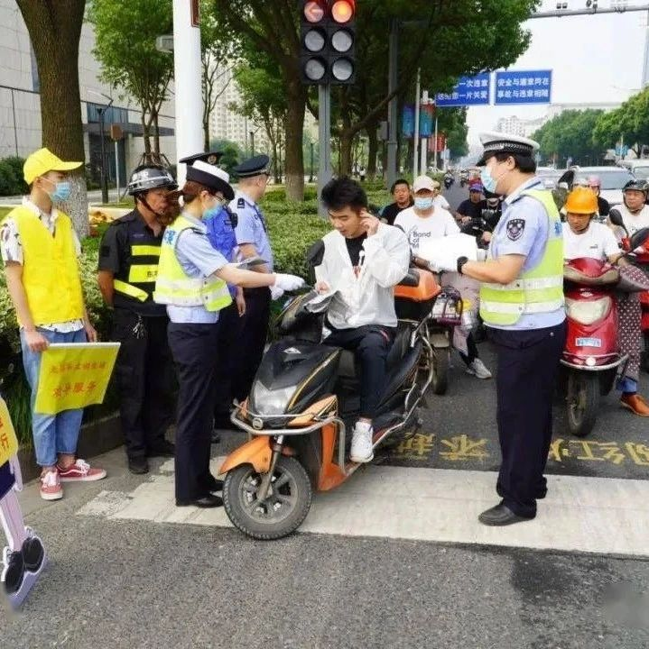 【最新消息】石家庄严查电动自行车交通违法行为!这样骑行将被处罚!