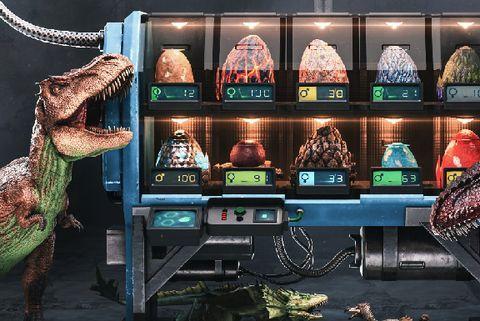 Steam沙盒游戏排行榜,《方舟:创世第二季》主播传授孵蛋小技巧