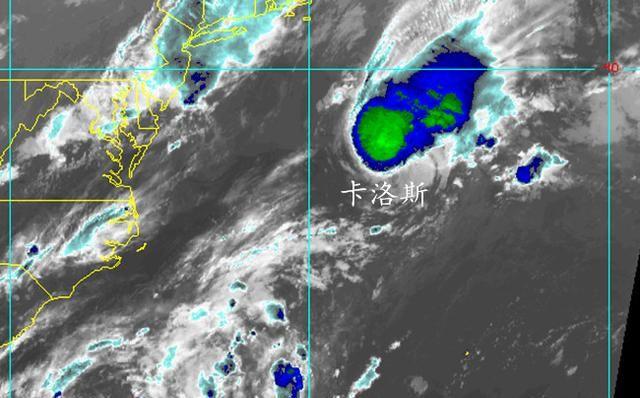 比尔转向东北行,双风暴胚胎92L94L诞生,南方强降雨自西向东传?