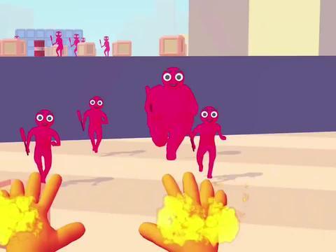 能量大师游戏   我使用火焰能力,把敌人烤焦!