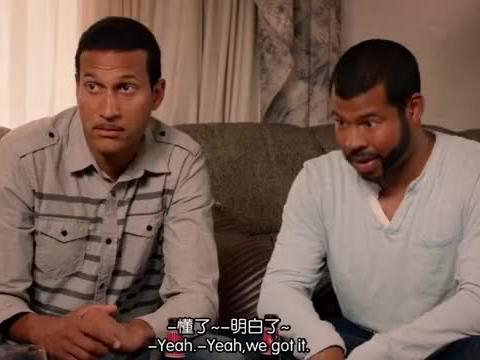 【黑人兄弟】不小心暴露性取向的Gay