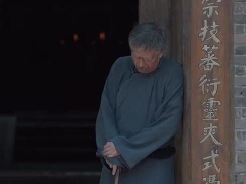 白鹿原:黑娃衣锦还乡,带媳妇跪拜祖先道歉认错,族人都来看热闹