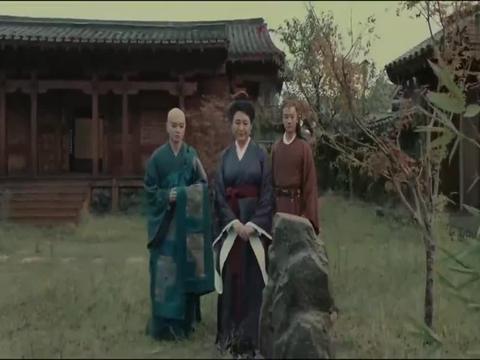 妖猫传:杨贵妃城门口荡秋千,恍若仙女下凡,全城百姓围观!
