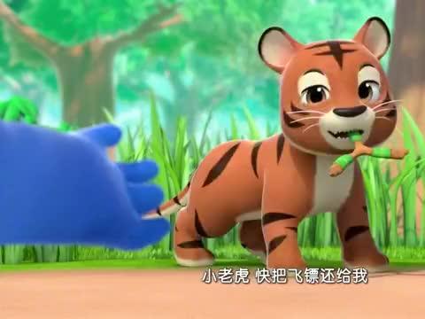 萌鸡小队:小老鼠不是故意的,因为牙痒,需要东西磨牙!