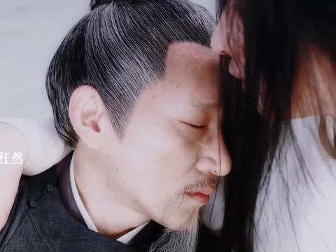 《鹤唳华亭》罗晋的古装太绝了,太子是我的意难平!