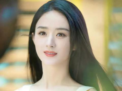 赵丽颖黑长直真的太美了,真的很喜欢她温柔超娴静的气质!