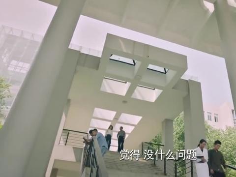 梦在海这边:小青拜访李教授,李教授鼓励小青可以回国研究中药