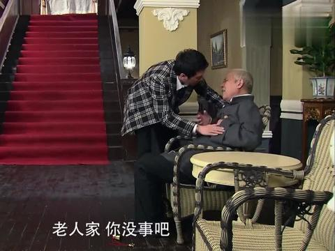 天涯赤子心:世贤偶遇巴爷爷,还不知道,自己儿女正在巴爷爷家