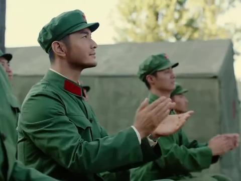 你迟到的许多年:董向前给战友表演,一开吹就跑调了,战友哄笑