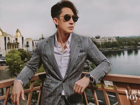 吴尊曝光夏日都市大片 分享幸福密码
