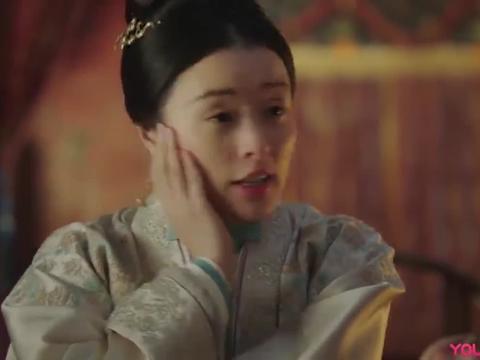 大明风华-朱瞻基惨遭家庭暴力,被若微糊了一脸饭