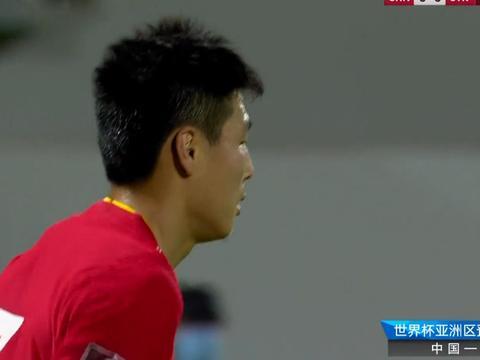 张稀哲用进球回击质疑,武磊又送助攻真大腿
