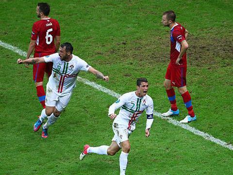 C罗独占欧洲杯历史射手王,17年超越多少传奇巨星