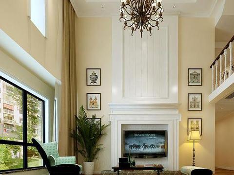 极家精装介绍挑高客厅如何装修