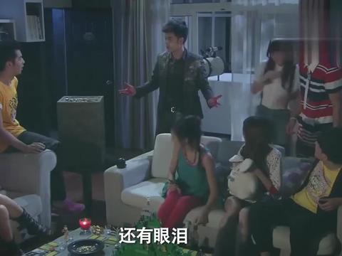 曾小贤回来后,看着他们玩展博发明的游戏,看得一脸懵逼