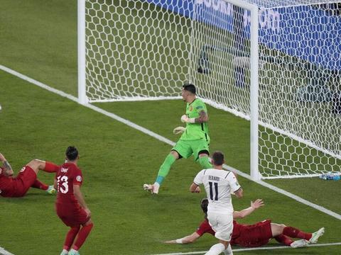 欧洲杯前瞻,迎战上届黑马球队,土耳其队还不成熟,没法成为黑马
